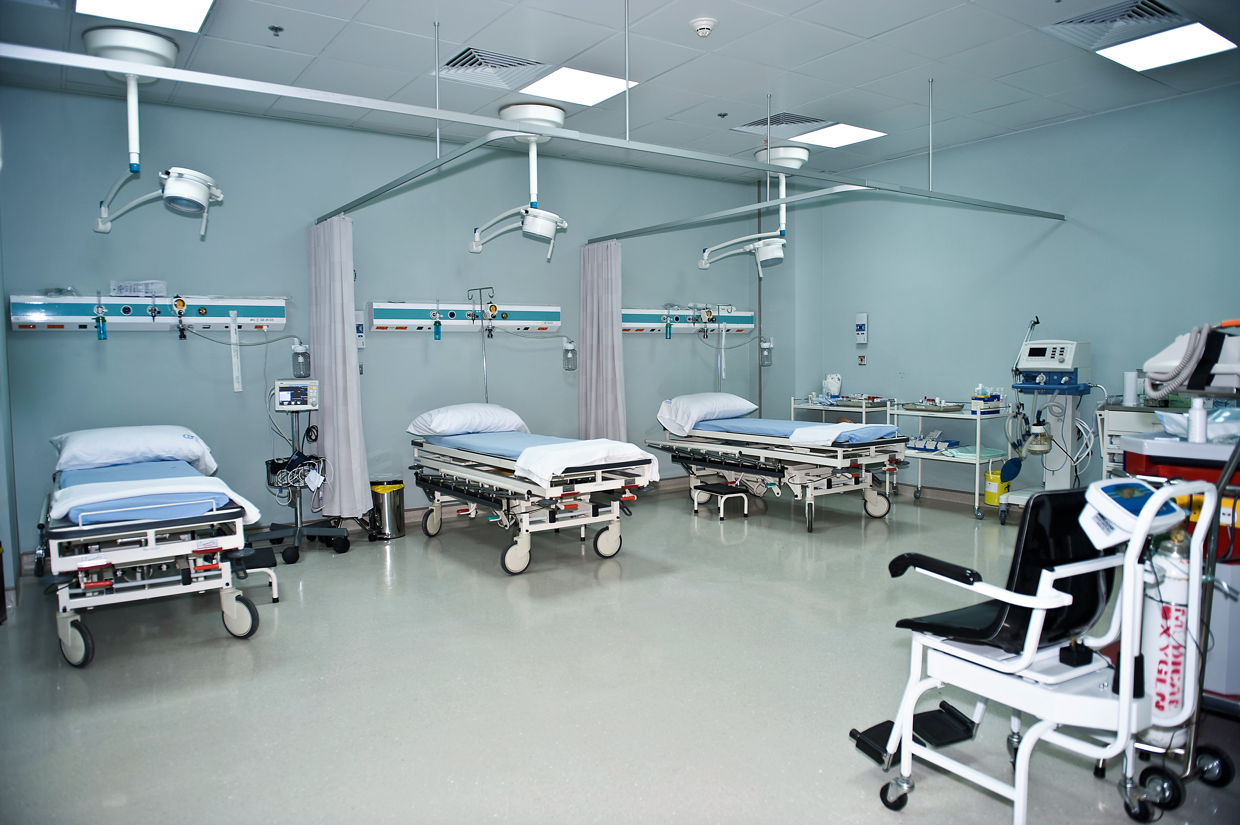 ER rooms