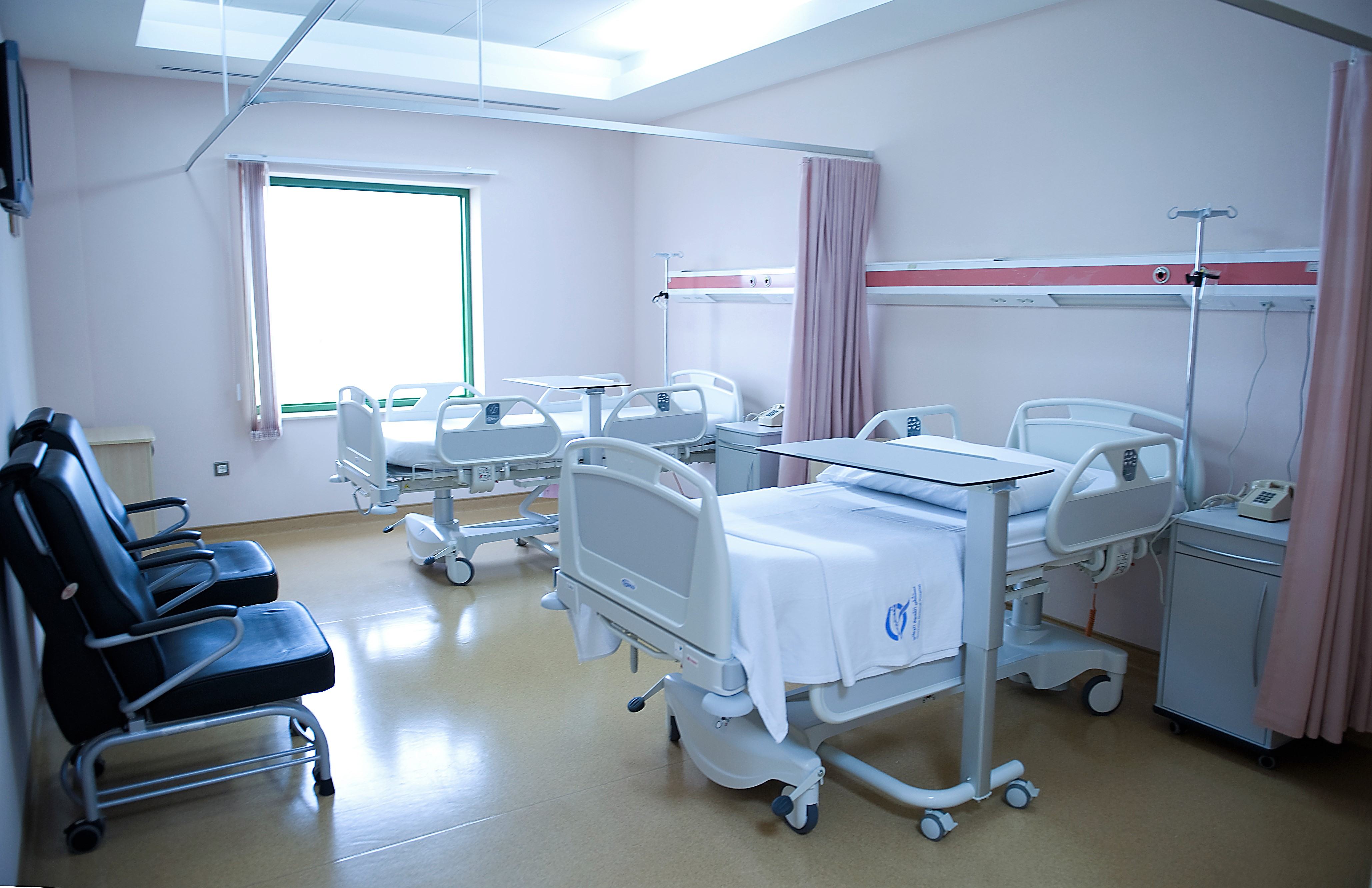 Inpatient shared rooms